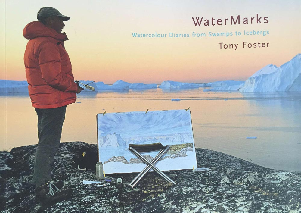 WaterMarks: Watercolour Diaries from Swamps to Icebergs , 2003