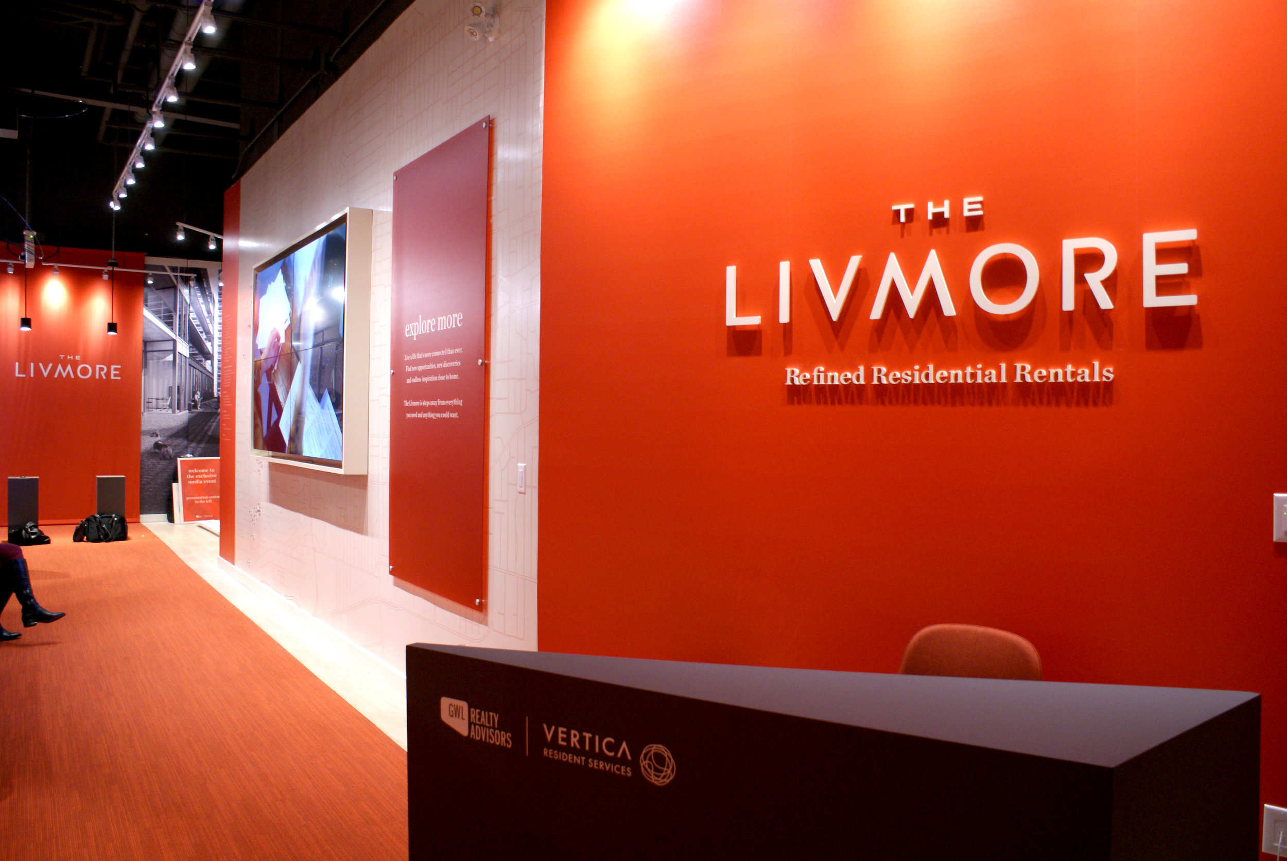 Livmore leasing centre, image by Dayna Voisin