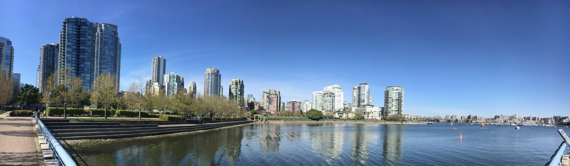 Photo taken by Darren Henry April 25, 2018 in Vancouver