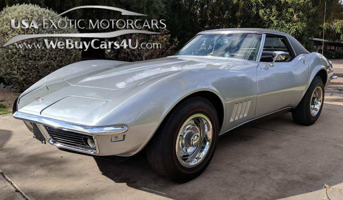 1968 Corvette Convertible $36,900     More Inf   o Click Here