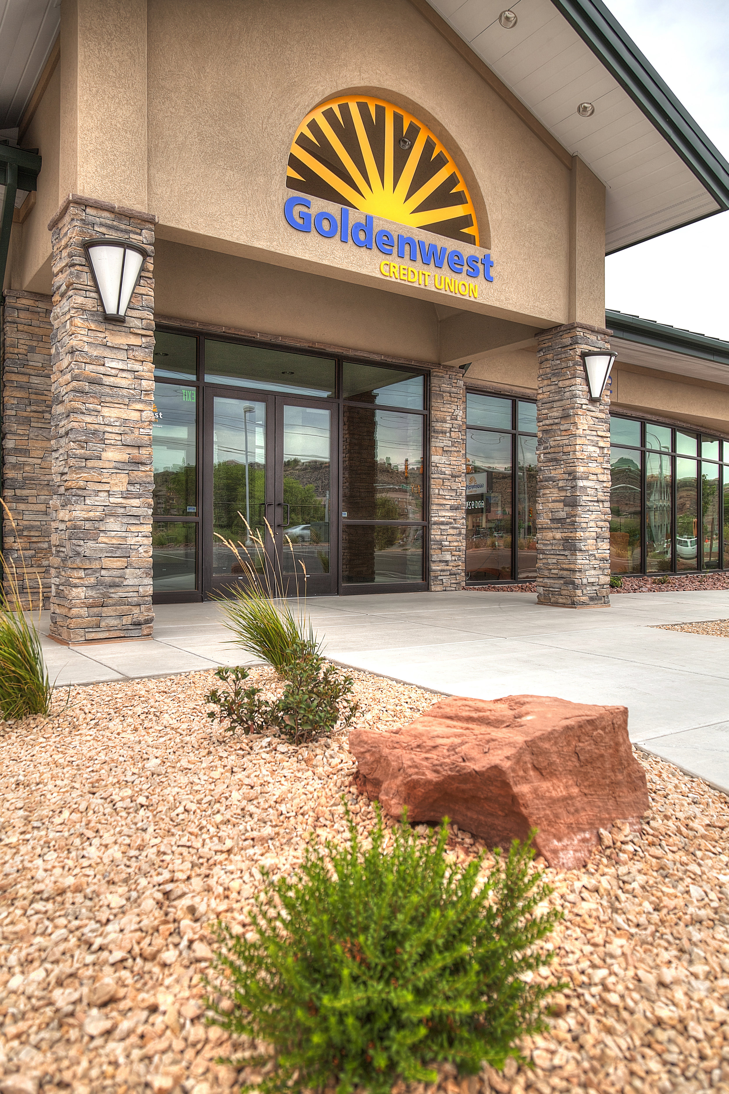 GOLDENWEST CREDIT UNION - ST. GEORGE