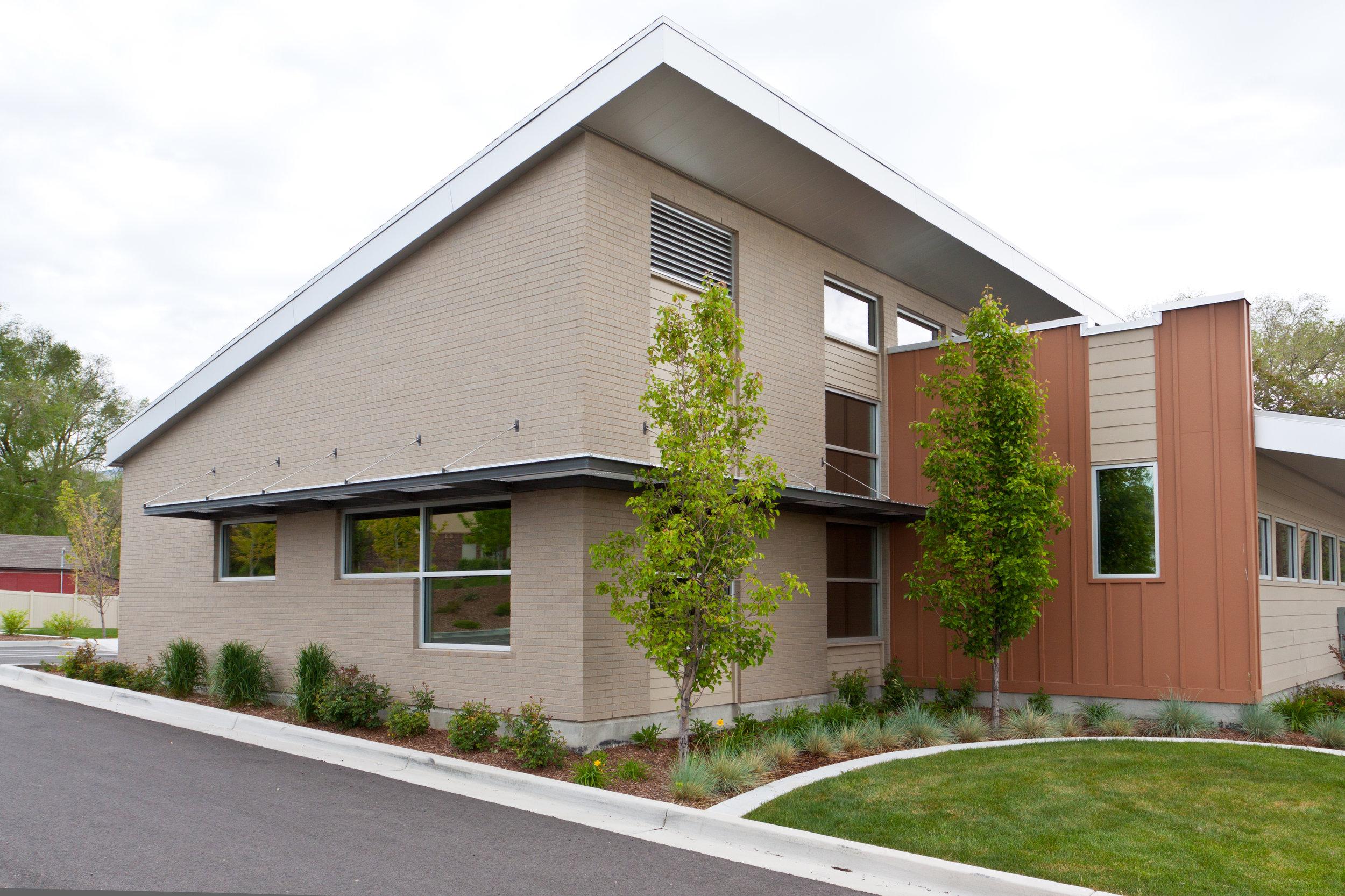 OGDEN HOUSING AUTHORITY OFFICE BUILDING