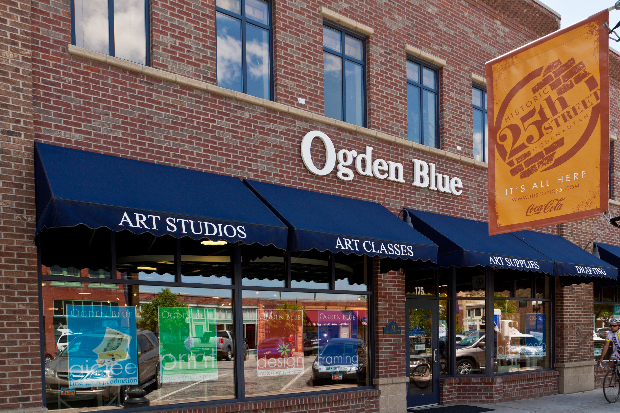 OGDEN BLUE RETAIL FACILITY