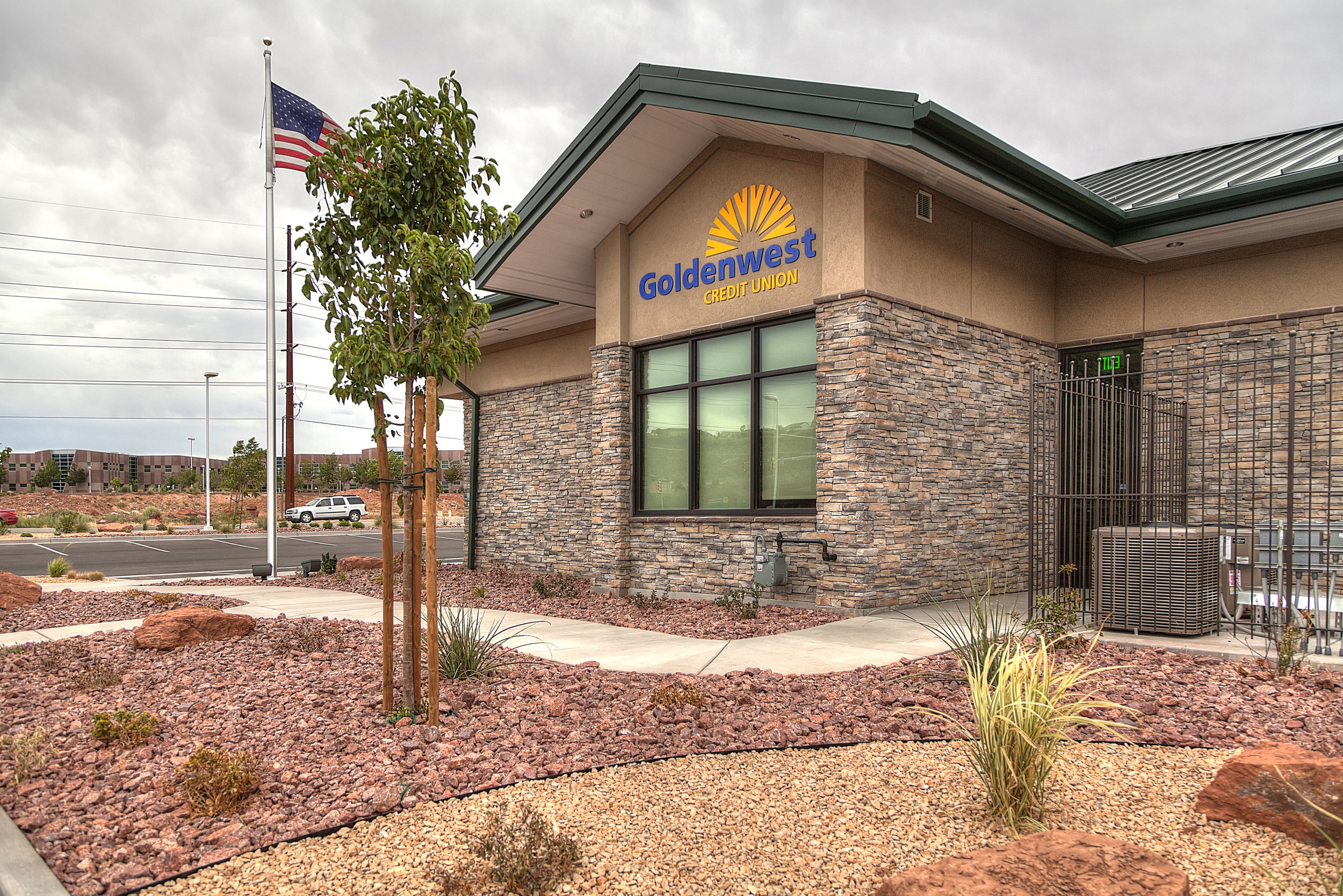 GOLDENWEST CREDIT UNION - ST. GEORGE BRANCH