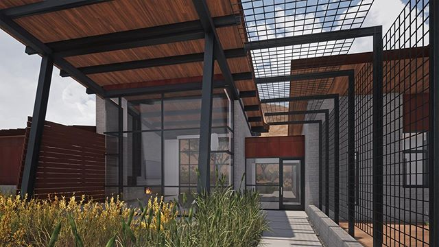 Our goal is to provide innovative and sustainable design solutions combined with great technical and administrative services. ——————————————————————— #bparch #ogdenutah #architecture #archicad #twinmotion