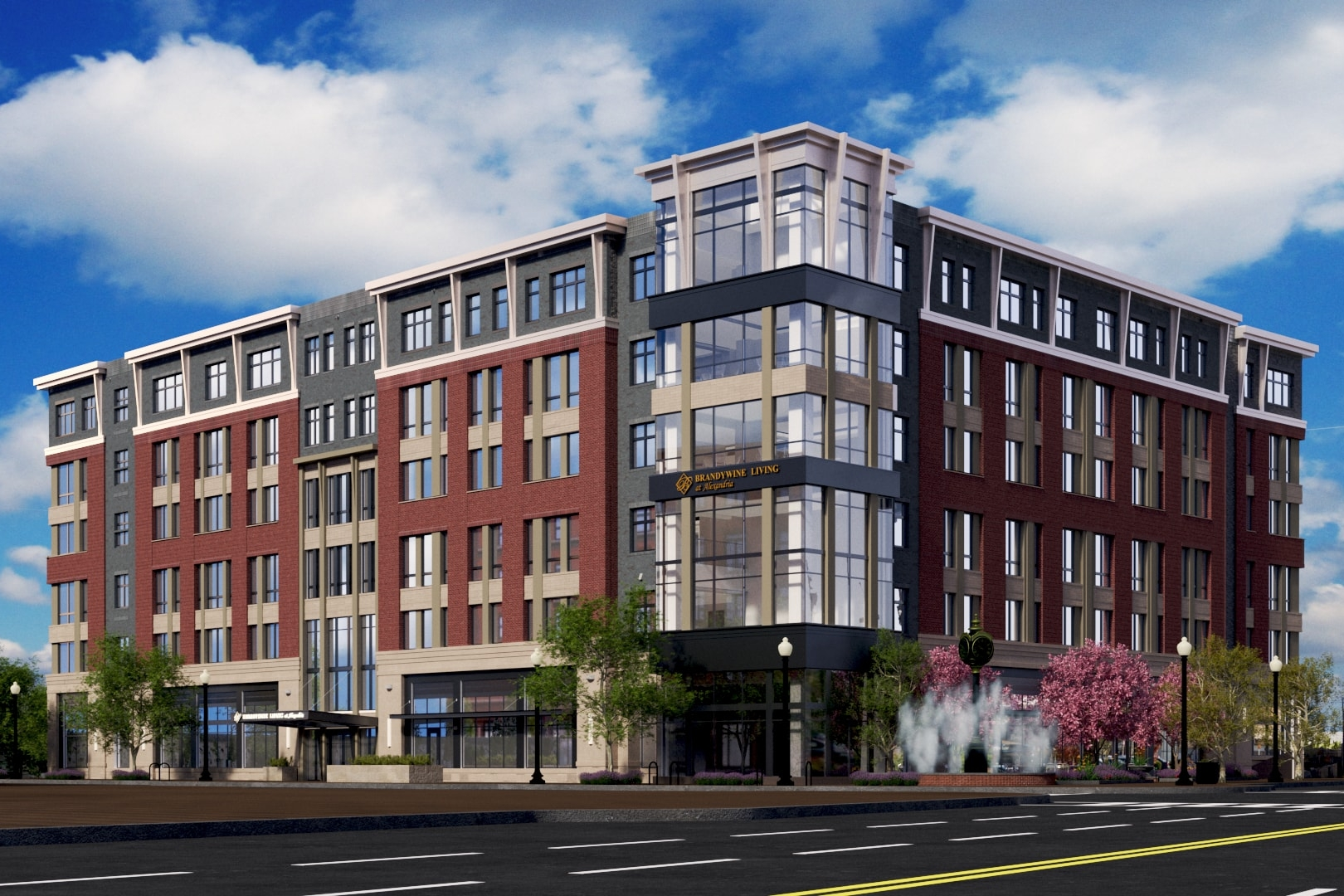 Mixed Use + Senior LivingBrandywine Living - Using visual content in sales across generations.