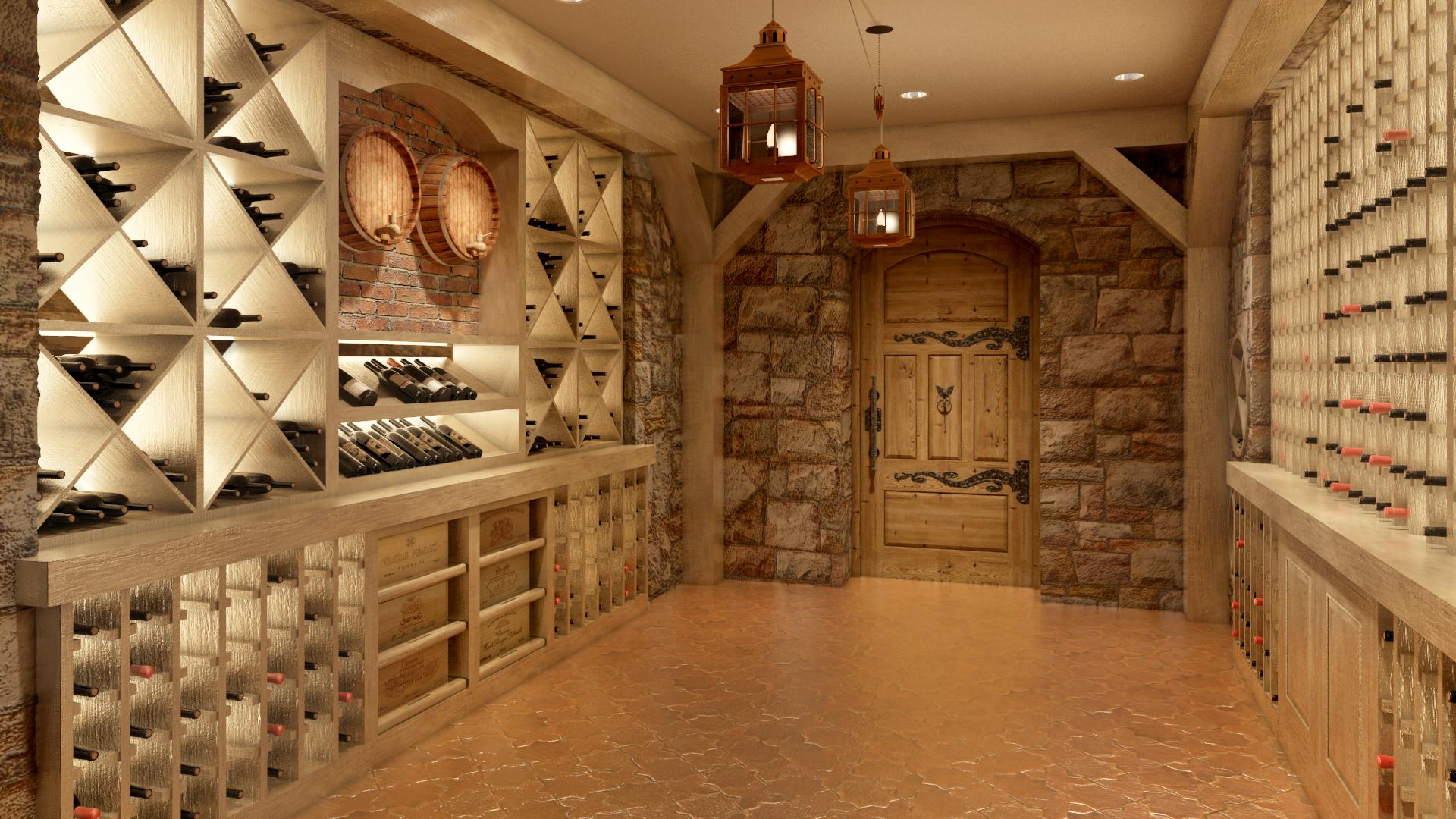 Private Estate, Cellar