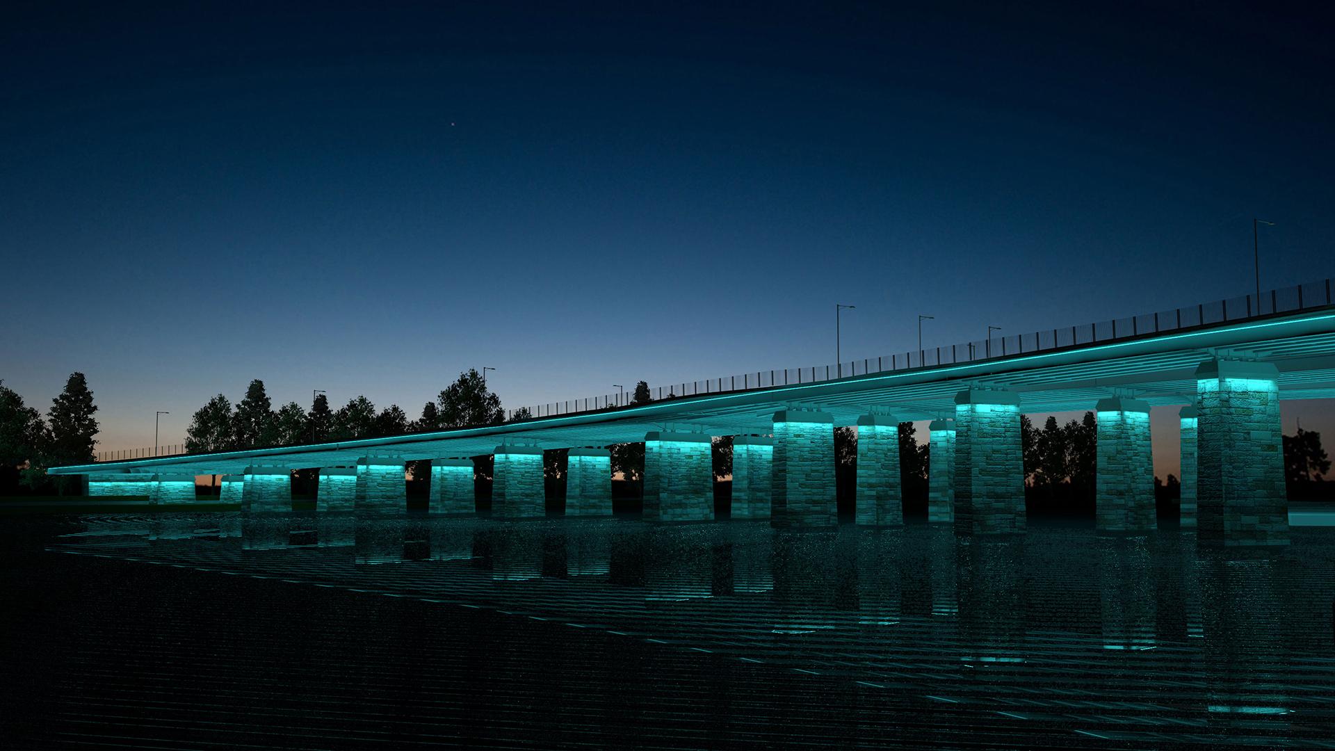 Francis Case Memorial Bridge