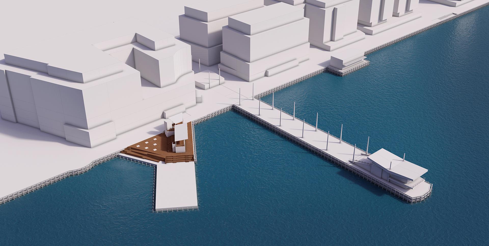 The Wharf - Decks