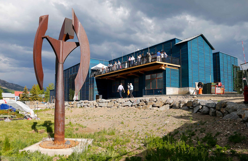 Crested Butte Center for the Arts | Construction Complete