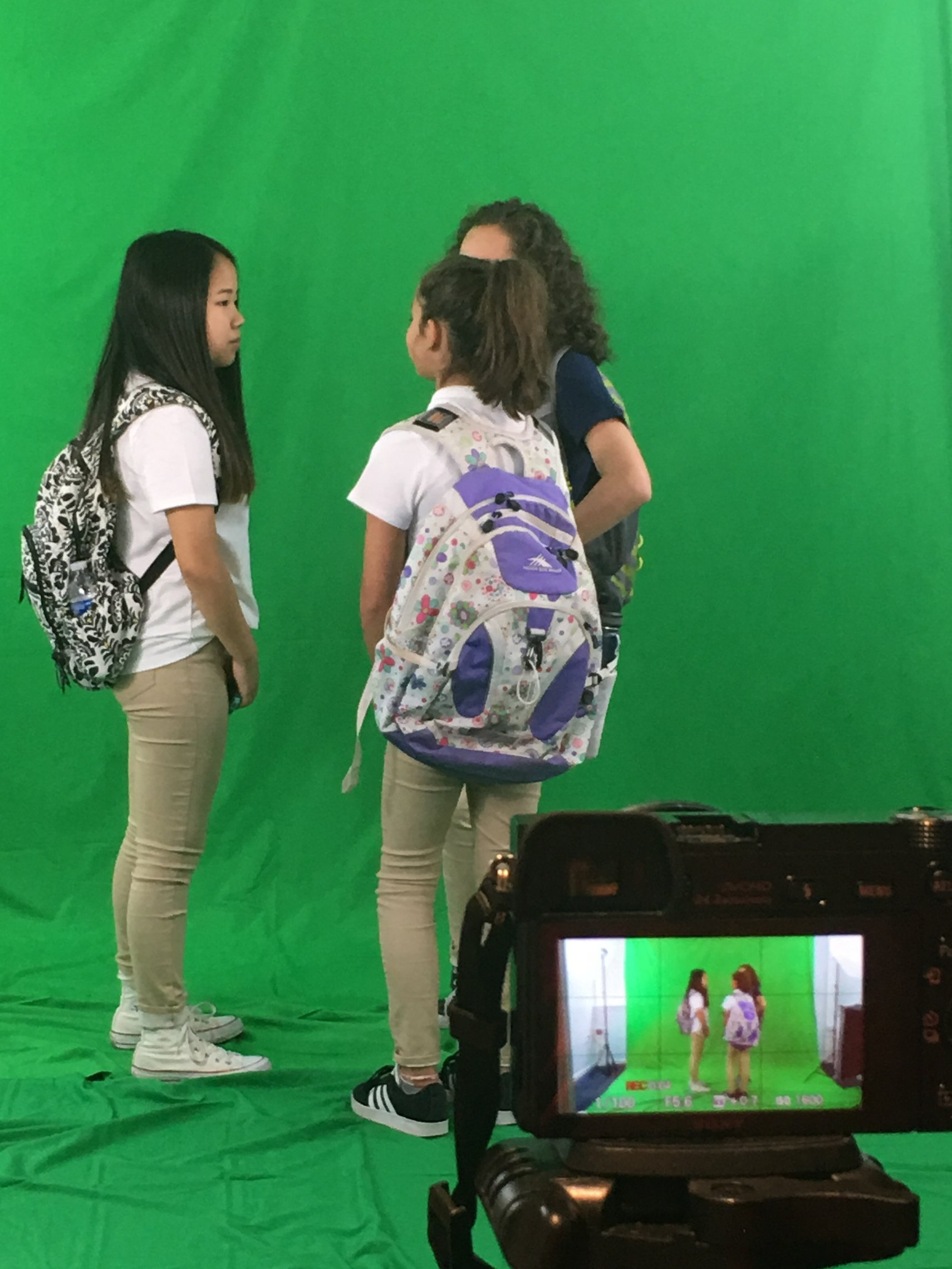 Behind the Scenes at IMD's Green Screen Camp | Summer 2019