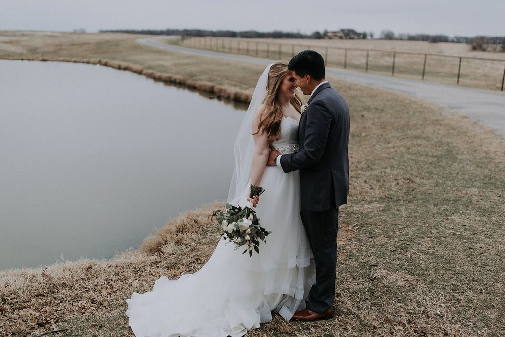 Kelsey & David  Photographer:Onthetimes Photography