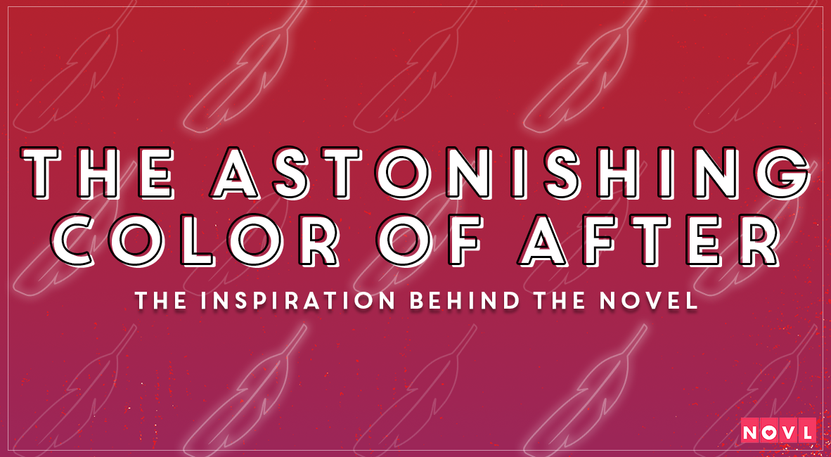 The Inspiration Behind The Astonishing Color Of After By Emily X R Pan Novl