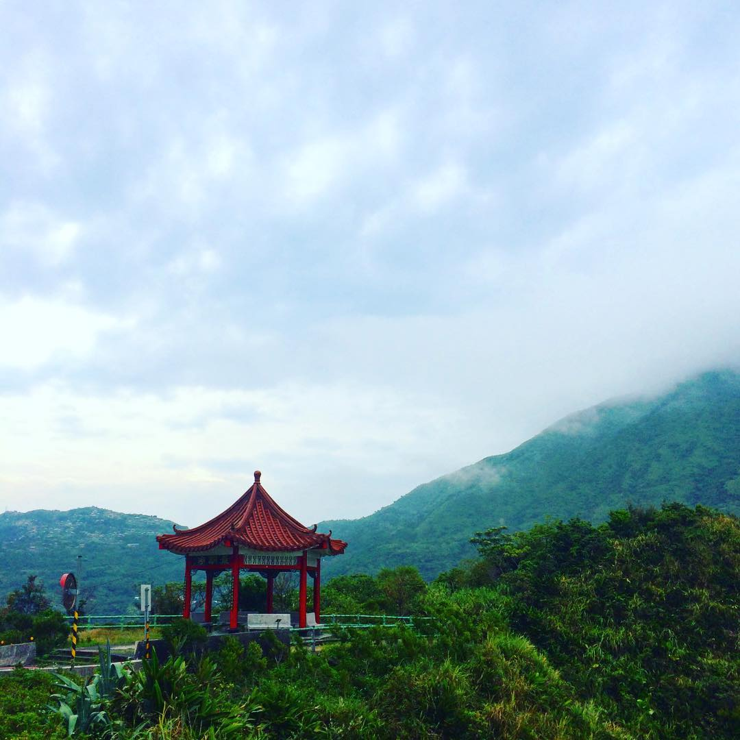 In 2016 I made a trip to Taiwan to do research as I was revising THE ASTONISHING COLOR OF AFTER. It was something I knew in my bones that I had to do—I hadn't visited in years and wanted to be sure to get the setting right. Though I was born in the States, some very important pieces of me are rooted in Taiwan. THE ASTONISHING COLOR OF AFTER ended up being partly my love letter to my family and to that island.