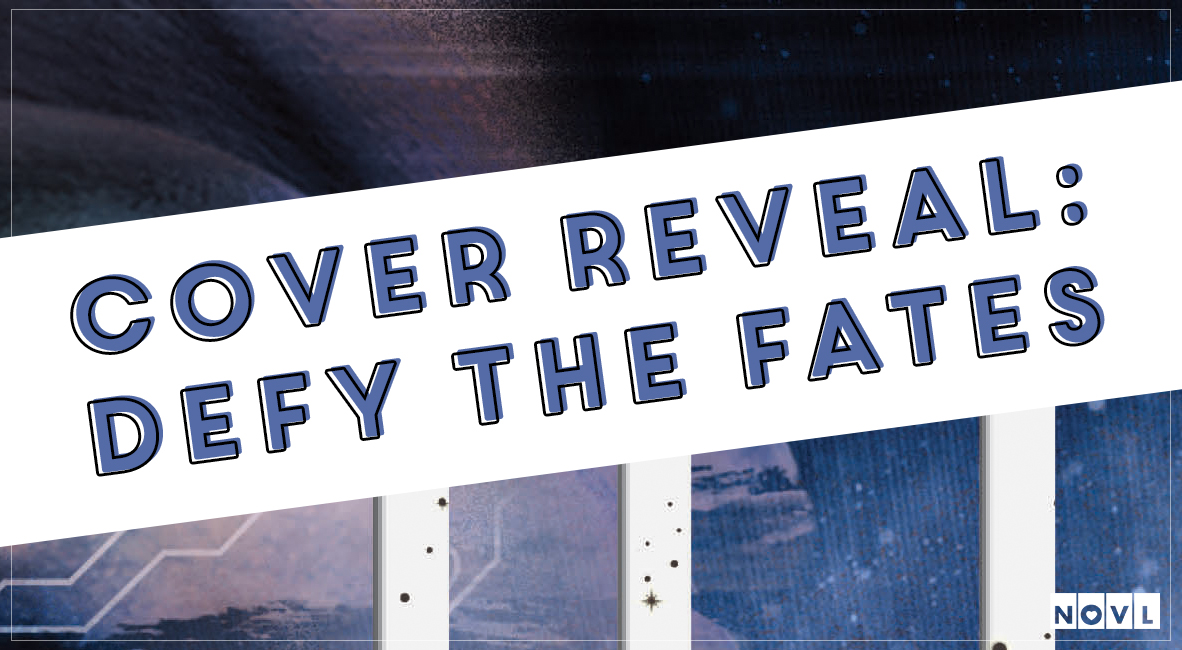 Defy the Fates Cover Reveal