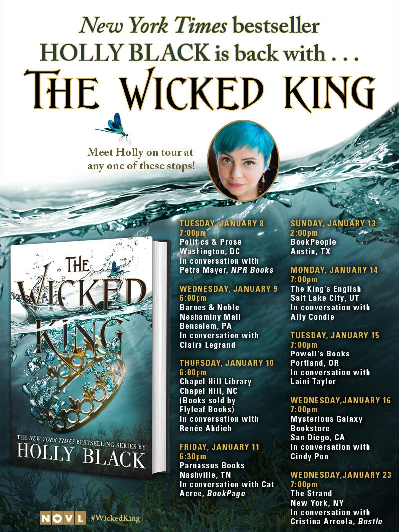 Wicked King Tour