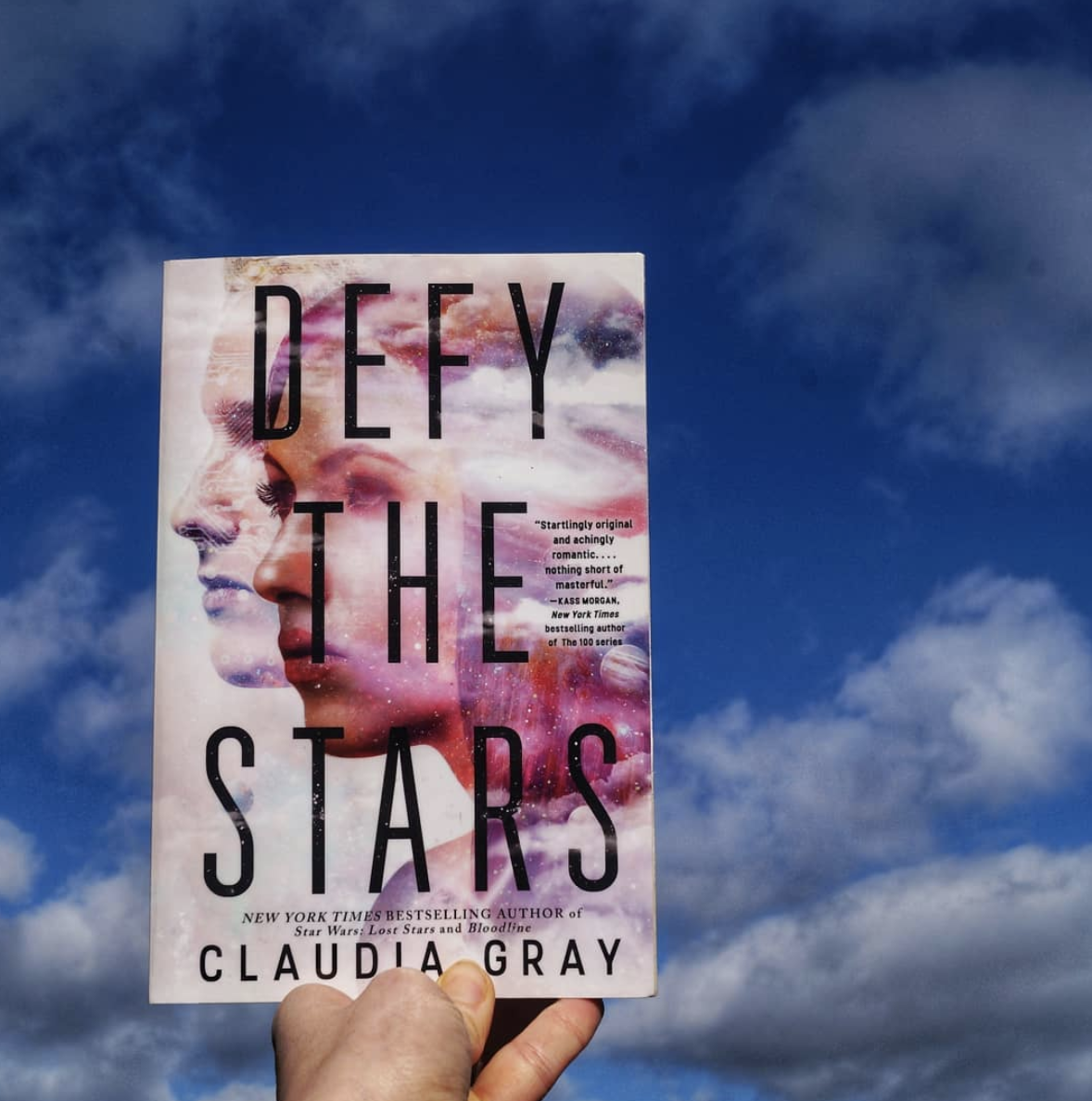 NOVL | Defy the Stars by Claudia Gray