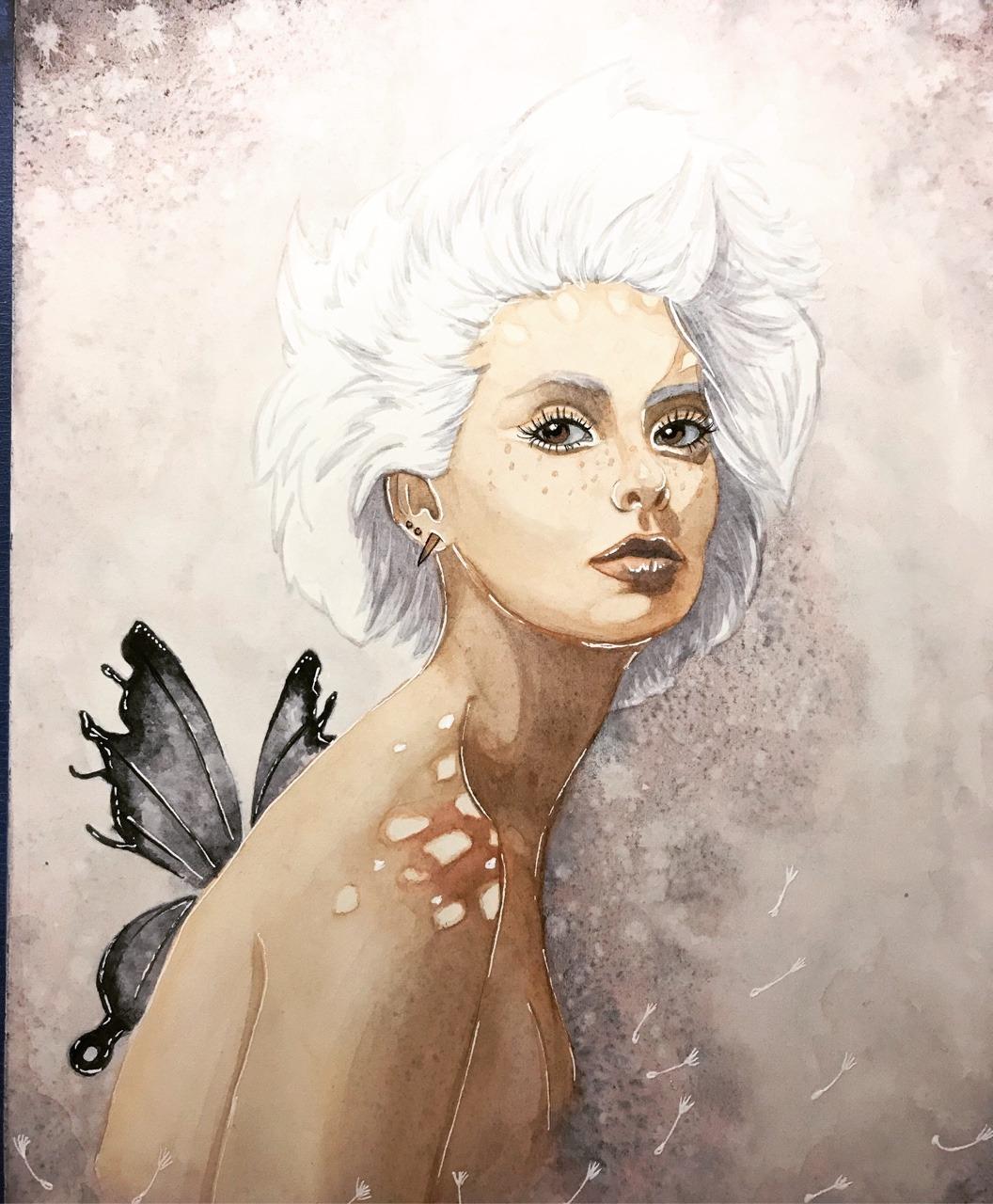 Art by  Velvet Dark Arts .