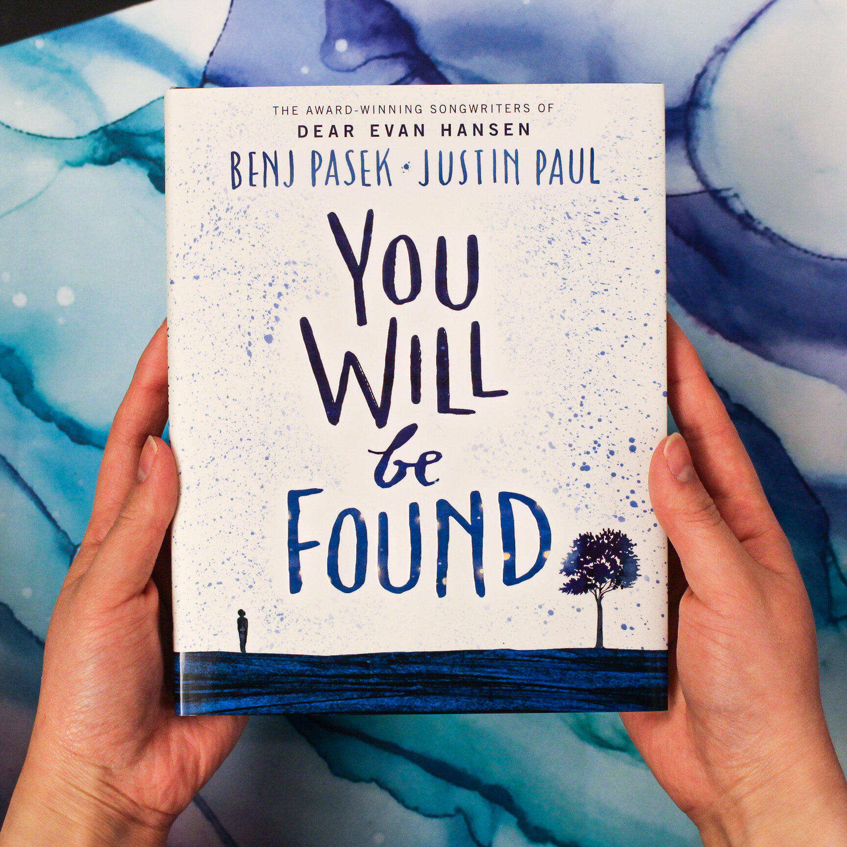 You Will Be Found By Benj Pasek And Justin Paul Novl Features song lyrics for byu vocal point's you will be found (from. benj pasek and justin paul novl