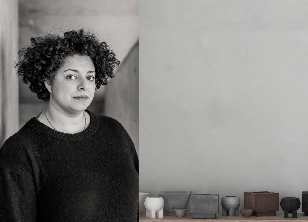 Daniela Ramos Arias er en av to kunstkuratorer for årets messe i Grieghallen 21.-23. september.  Foto: Tove Lise Mossestad