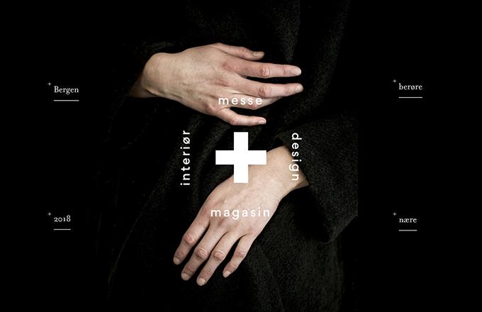 Fontene brukt i profilen er nøye utvalgt, forteller Hilde. Funksjon og estetikk hånd i hånd.