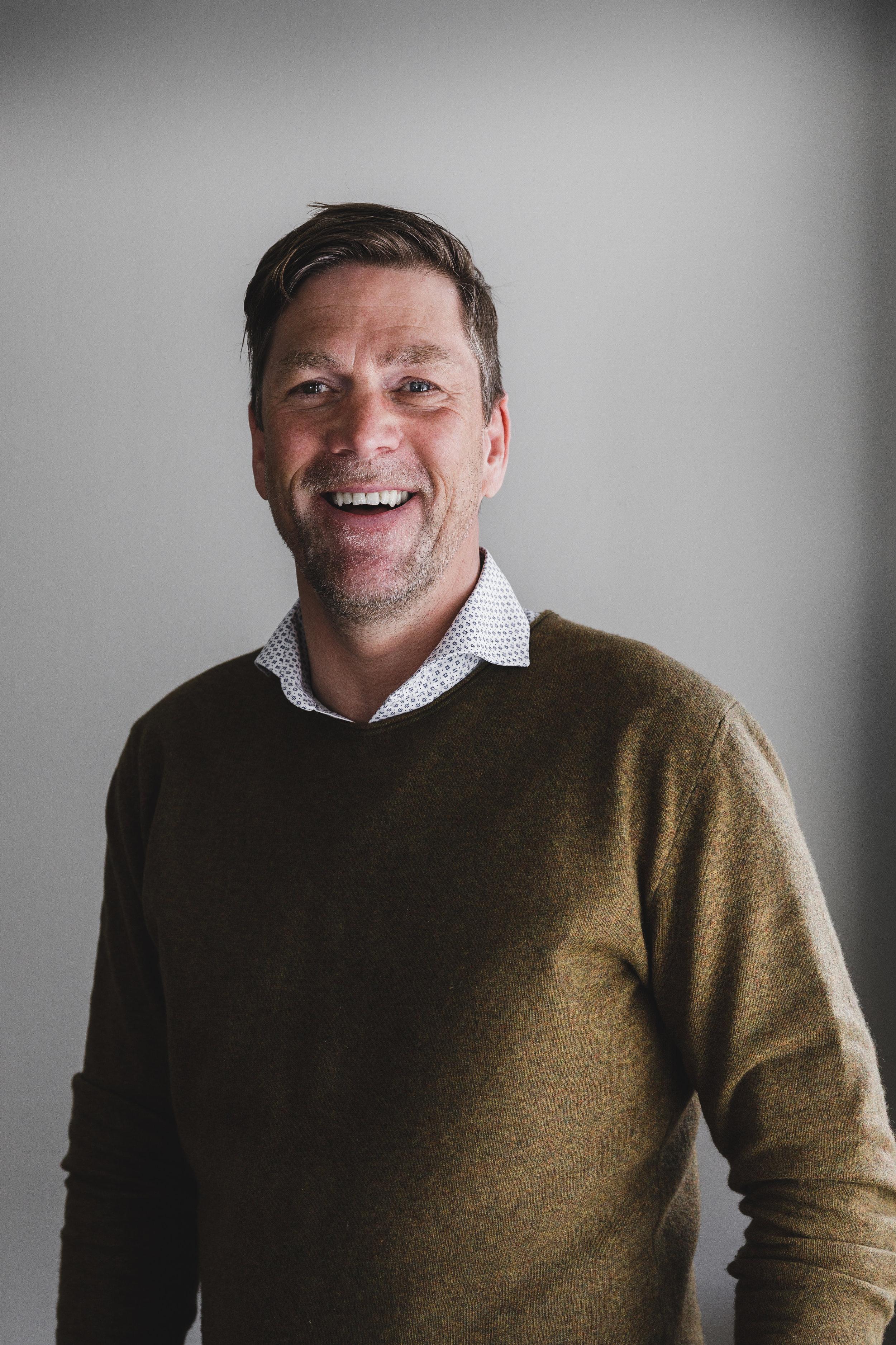 Morten Michelsen - Prosjektleder