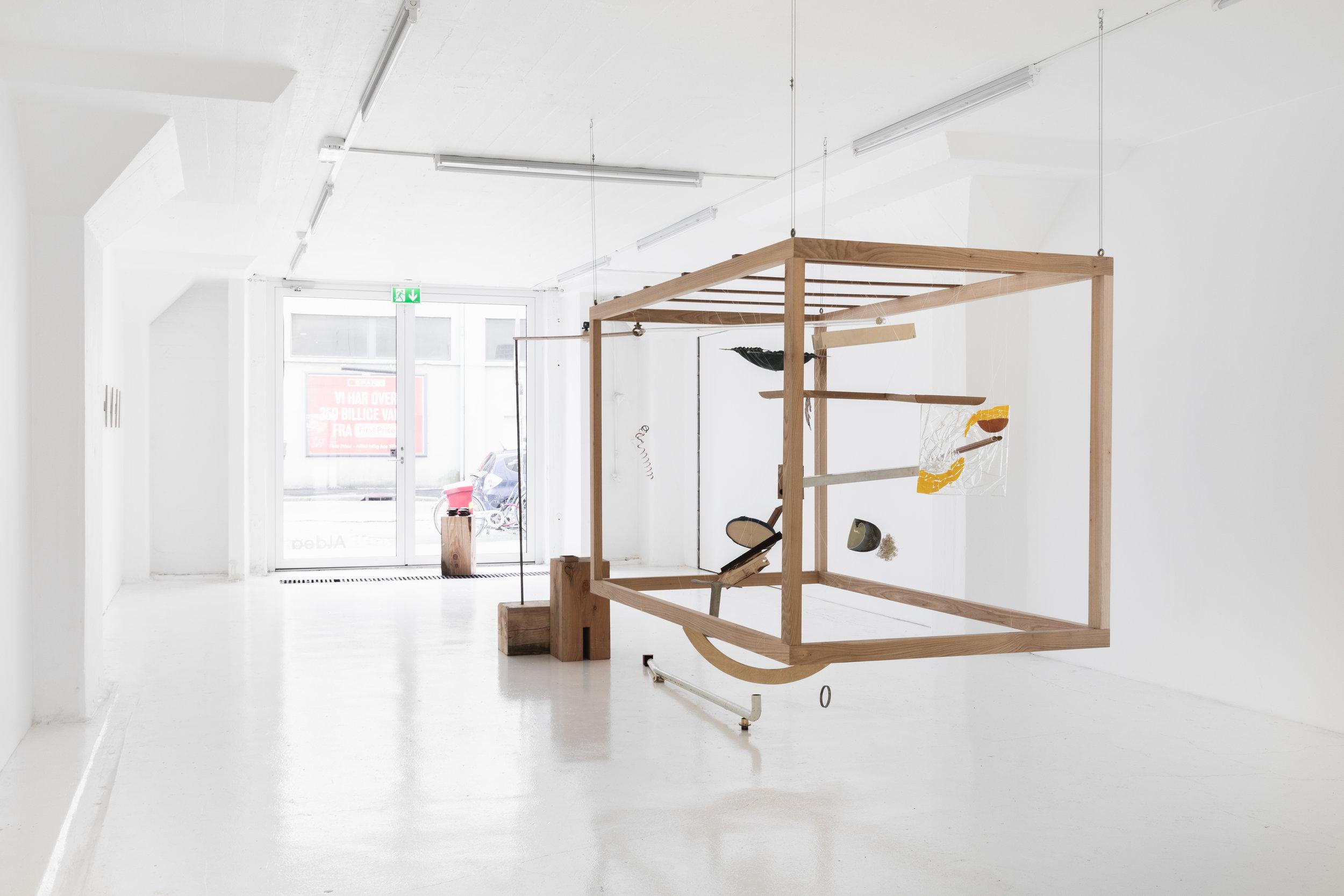 Utstillingen skal nå videre til Oslo for å vises frem på Designers Saturday.