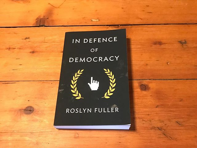 Review copy received from Roslyn. Looking forward to reading this and posting the review on our website.