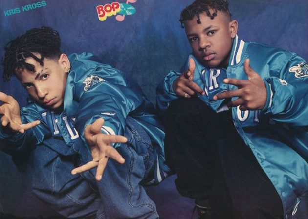 90s hip hop sensation Kris Kross wearing matching Charlotte Hornets jackets. Popular artists like Kris Kross helped expose the unique style of the Hornets to an even larger audience, allowing the clout of teal to grow. Source: http://mlb-news-us.blogspot.com/2013/05/chris-kelly-kris-kross-and-baseball.html