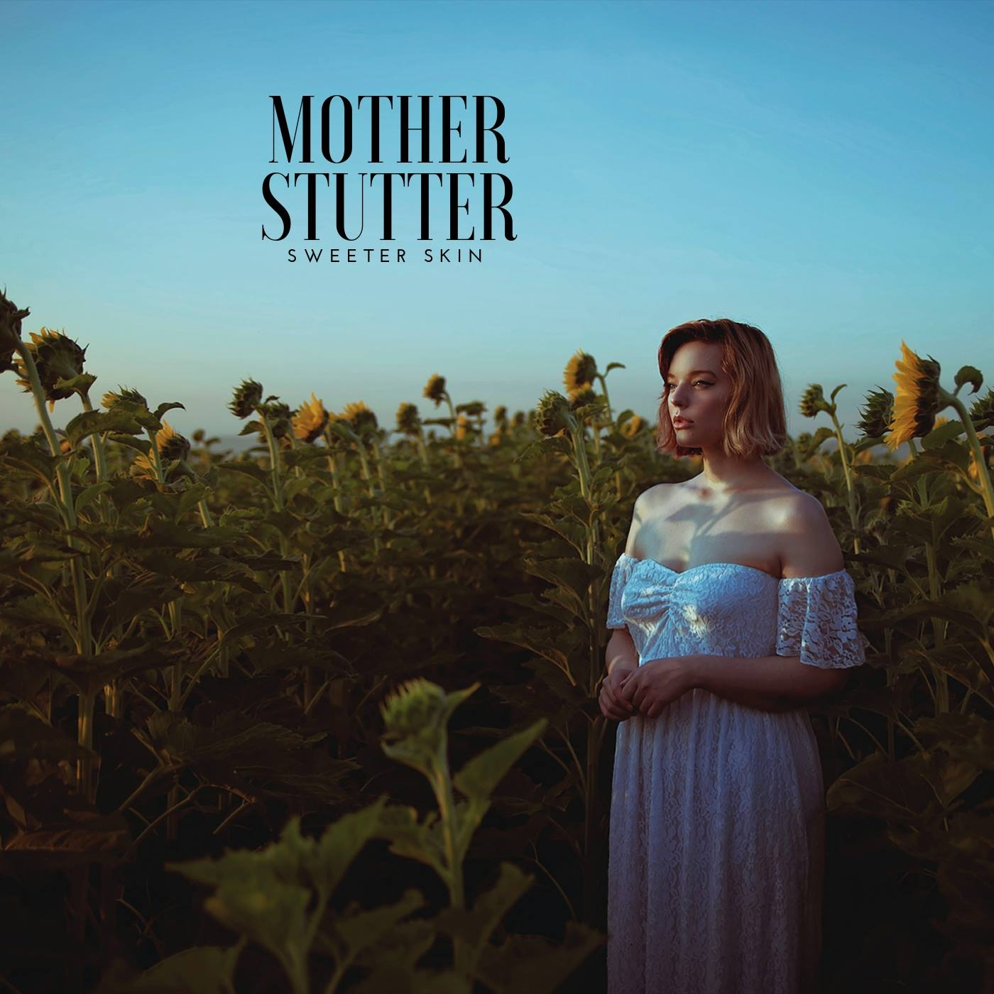 Cover art of Mother Stutter's newest single. Photo by Kimberly N. Photography