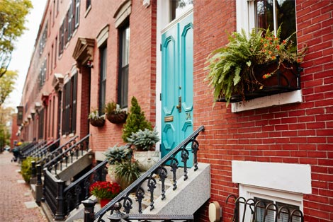 Click above to view Current Listings in the South End