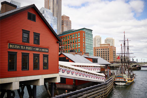 Click above to view Current Listings in the Seaport District