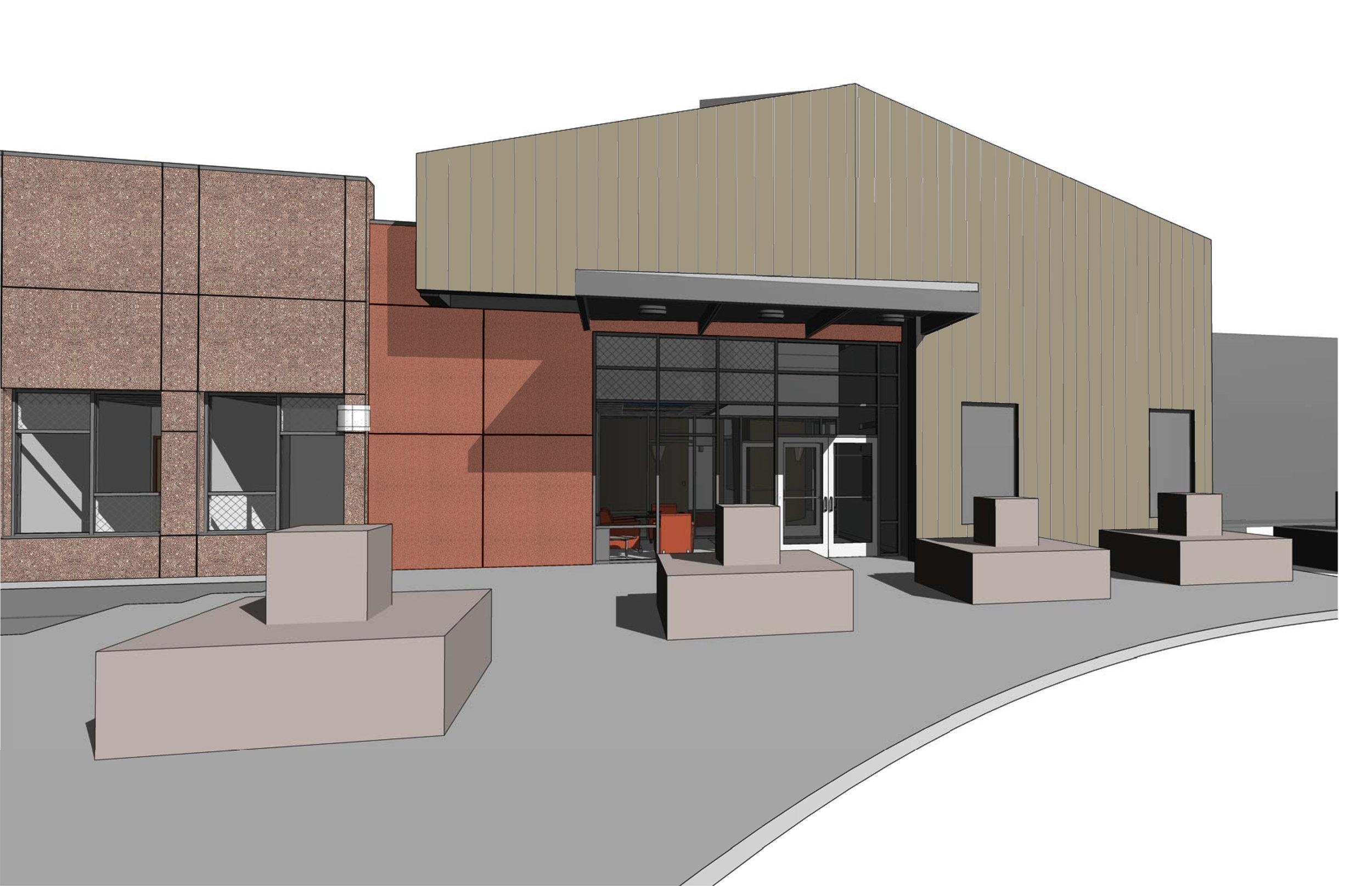 Sandia National Laboratories - Building 905