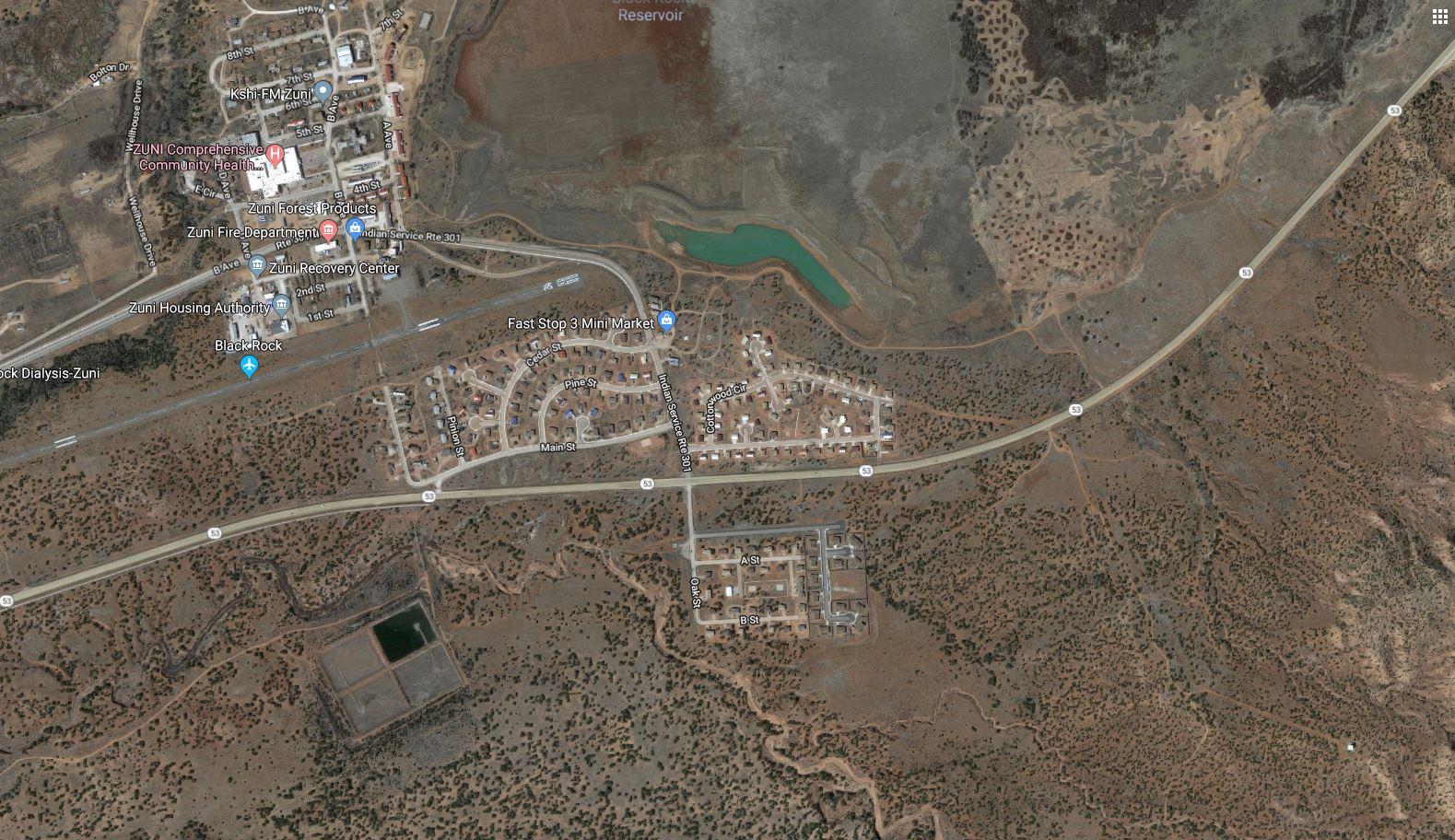Zuni Housing Authority - I.H.S. Housing