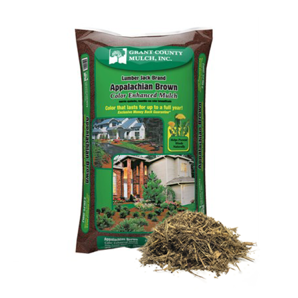 BAGGED MULCH - $4.50 per bag