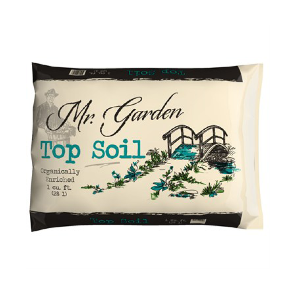 TOP SOIL - $4.00 per bag