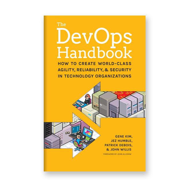 The DevOps Handbook - Book marketing copywriting