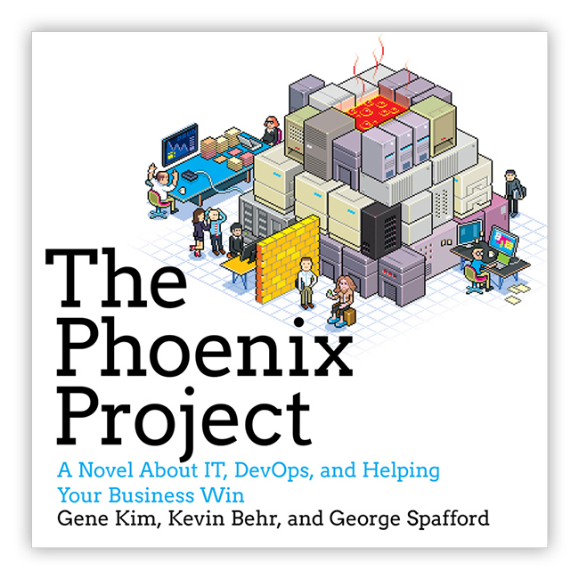 What I Learned: The Phoenix Project Audiobook - Audiobook scripting, project management, and marketing copywriting
