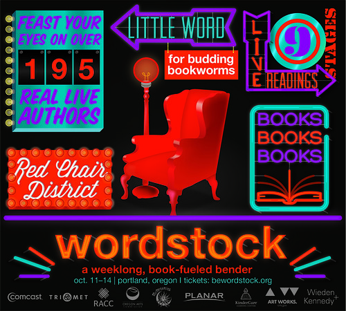 Wordstock - Marketing copywriting and festival guide copyediting