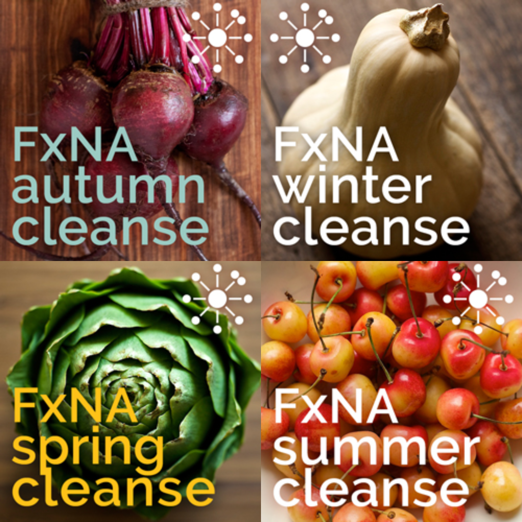 Functional Nutrition Alliance (formerly ReplenishPDX) - Copyediting course materials for audio classes, cleanses, and detoxes