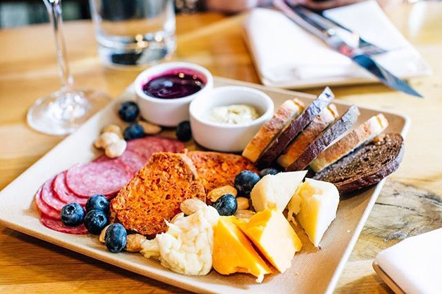 Mix and match cheese and charcuterie for the ultimate ENO Experience! Or, if you're seeking the expertise of a professional palate, order our Chef's Selection for just $30.