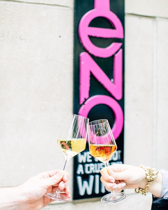 Mother's Day and ENO go together like white wine and springtime. Celebrate mom right with a toast on the Mag Mile!