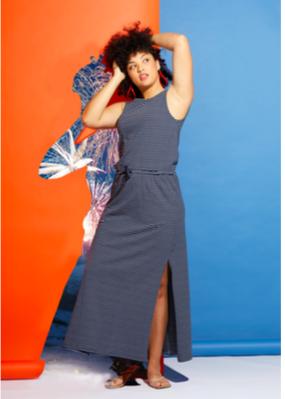 $40 Sleeveless Dress = 120 Gallons