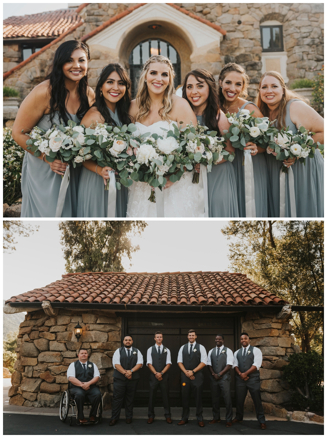 Mt. Woodson Wedding