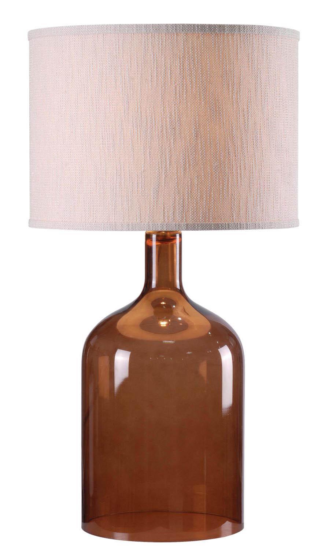 Kenroy Lighting Capri amber glass lamp 32261AMB.jpg