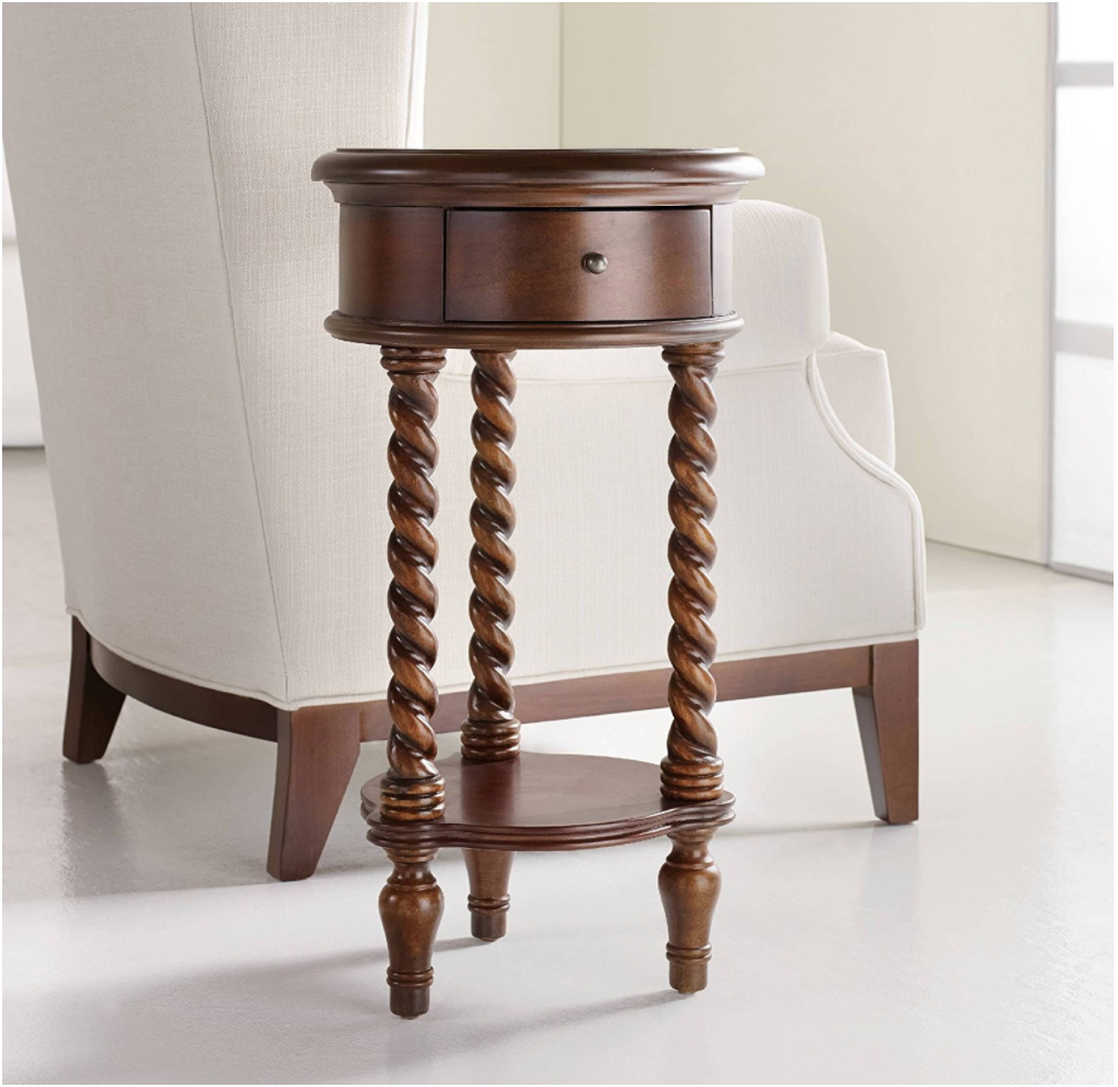 Round Accent Table by Hooker Furniture