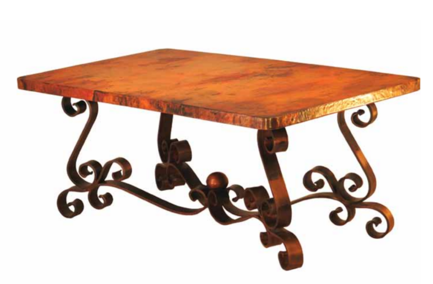 Patricia Table by Copper Instincts