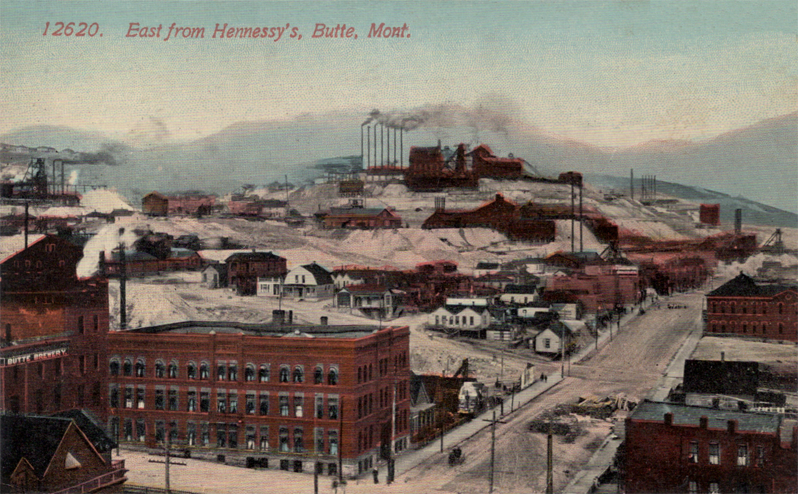 View_east_from_Hennessey's,_Butte,_Montana,_1910s.png