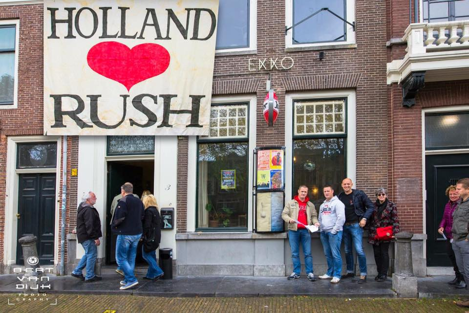 Dutch Rush Fan Event - The Rushians performed at the Dutch Rush Fan Event.