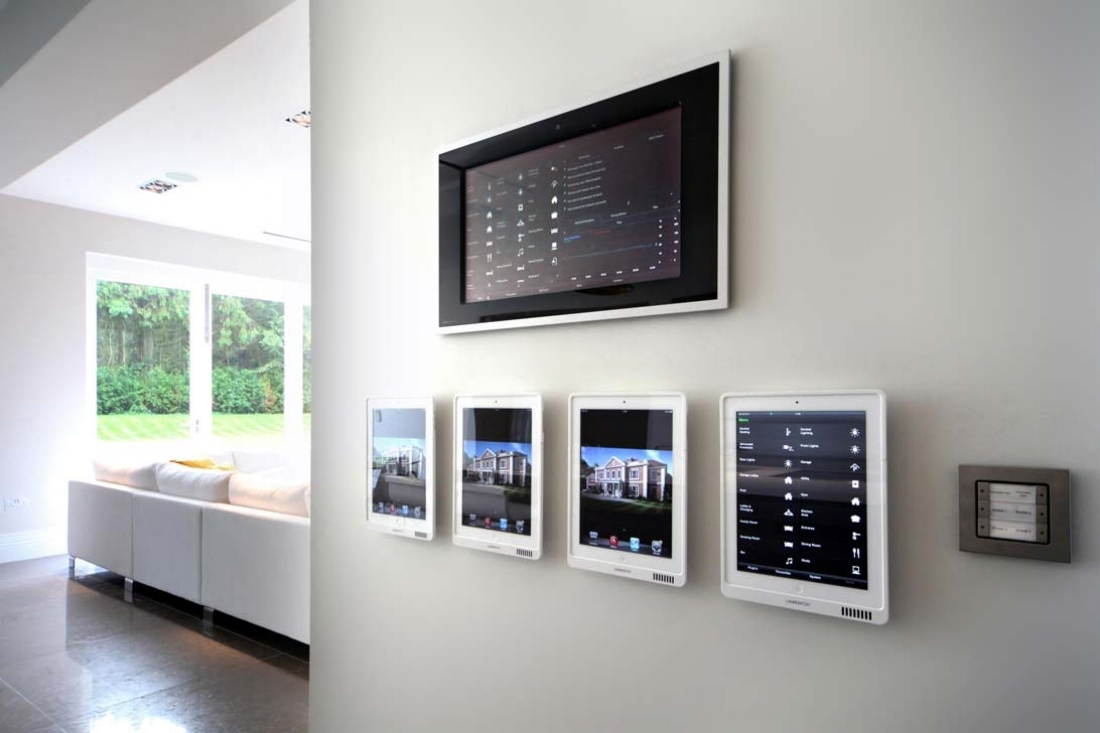 Smart Home - Op afstand uw verwarming en verlichting regelen? Dat kan ook bij u thuis! doe nu de gratis Smart-Scan.